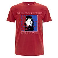 Tug of War Red T-shirt