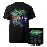 Live Band Photo Event Tee