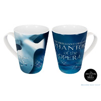 Phantom 25th Anniversary Latte Mug