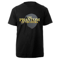Phantom UK Tour Logo T-Shirt