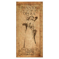 Phantom Of The Opera Lithograph Point Of No Return