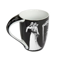 New Phantom Of The Opera German Mug