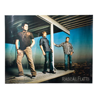 Rascal Flatts Poster