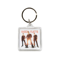 Rascal Flatts Keychain
