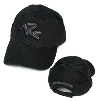 Black Baseball Hat