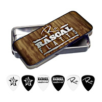 Rascal Flatts Guitar Pick Tin