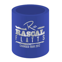 Rascal Flatts 2012 Drink Koozie 