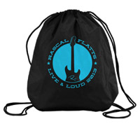 Live & Loud Cinch Backpack
