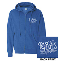 Rhythm & Roots Zip Hoody