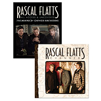 Changed Deluxe CD and All Access &amp; Uncovered DVD Bundle