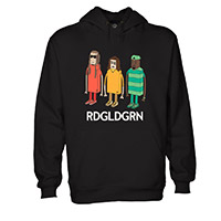 Robots Pullover Hoodie