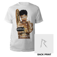Rihanna Unapologetic Art T-Shirt