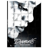 Diamonds 2013 World Tour Program