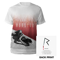 Rihanna Monster Tour Tee
