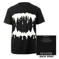 Monster Teeth Glow In The Dark Tour Tee