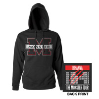 The Monster Tour Pullover Hooded Sweatshirt*
