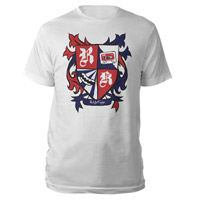 Rizzle Kicks Union Jack Shield T-shirt