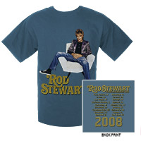 Album Cover 2008 Event Tee