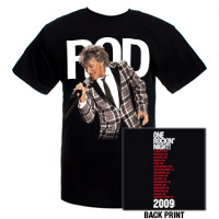 One Rockin' Night Tour Tee