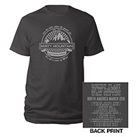 Misty Mountain 2016 Tour Tee