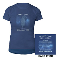 Luminated Ladies Quill Tee