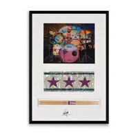 Ringo Starr Limited Edition Collectible Framed Art, Abalone