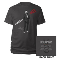 Ringo Starr Official 2012 Tour Tee