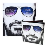 Official 2012 Ringo Starr Tour Program