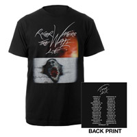 Roger Waters The Wall Live Tour Tee