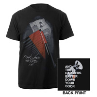 Roger Waters The Wall Live Hammers Tour Tee