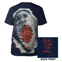 Roger Waters The Wall Live Scream Tee