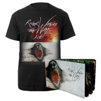 Roger Waters The Wall Live Men's Bundle