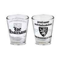 Satchafunkilus Shot Glass