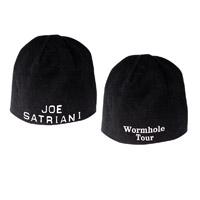 Joe Satriani Wormhole Tour Beanie