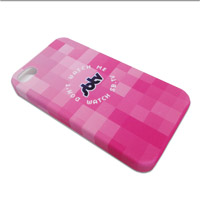 SBTV Pink iPhone Case