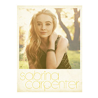 Sabrina Carpenter Single Poster