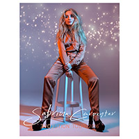 Sabrina Carpenter Evolution Tour Poster