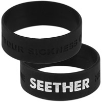 Seether Wristbands