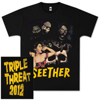 Zombie 2012 Triple Threat Tee