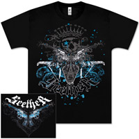 Seether Blazing Guns Men's Tee