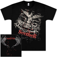 Seether Good and Evil Tee