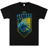 Seether Kraken T-Shirt
