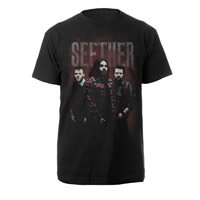 Seether Photo Shirt