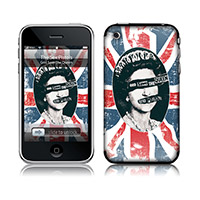Sex Pistols iPhone (2G,3G,3GS) Skin
