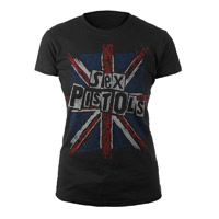 Sex Pistols Satellite Black Babydoll