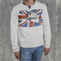 "Sex Pistols ""Anarchy in the U.K."" Mens Thermal"