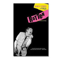 John Lydon: Rotten: No Irish, No Blacks, No Dogs - Book [US Version]