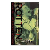 John Lydon: Rotten: No Irish, No Blacks, No Dogs - Book [UK Version]