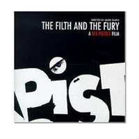 The Filth and the Fury - CD