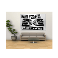 Pretty Vacant Wall Mural from AllPosters.com